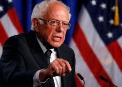 """مرشح الرئاسة الامريكية : """"من الصعب السكوت عن الظلم الذي يتعرض له الشعب الفلسطيني """""""