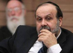 مرض السرطان يقتل وزيراً اسرائيليا متطرفاً