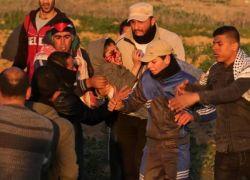 أطفال غزة هدف لقناصة إسرائيل: رصاص حي بأماكن قاتلة
