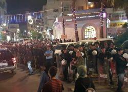 اجهزة الامن تنتشر في رام الله وتمنع التظاهر