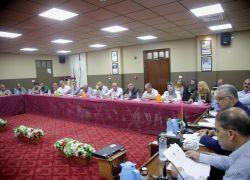 طولكرم: المحافظ أبو بكر يؤكد على أن شعبنا أسقط كافة المؤامرات والتحديات التي تواجه القضية الفلسطينية