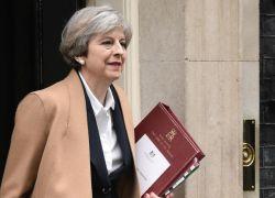 ماي: معلومات من السعودية أنقذت حياة المئات في بريطانيا