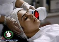 إزالة الشعر بالليزر تهدد النساء بالعمى الدائم