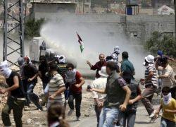 قوات الاحتلال تتصدى لمسيرات الزحف في الضفة الغربية
