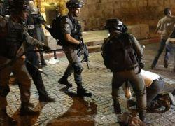 إصابة العشرات في مواجهات مع الاحتلال بالعيسوية