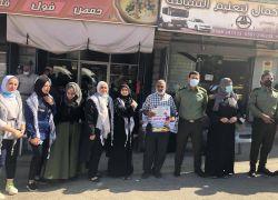 طولكرم: وقفة تضامنية مع الأسير الأخرس وللمطالبة بتسليم جثمان الشهيد حميدي .. فيديو