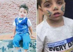 وفاة طفل يتيم في جنين بحادث دهس .. قصته مؤلمة