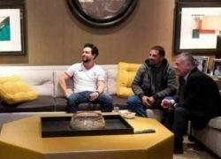 ملك الأردن يدعو عامل نظافة للقصر بعد صورة أشعلت الإنترنت