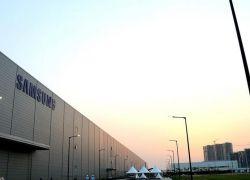 سامسونغ تفتتح أكبر مصنع للهواتف في العالم