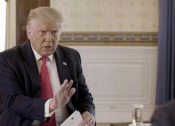 ترامب : بايدن زور الانتخابات وسأهزمه في المرة القادمة