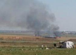 اصابة برصاص الاحتلال شرق غزة وحرائق جديدة على طول الحدود