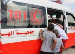 وفاة طفل بحادث وسط غزة