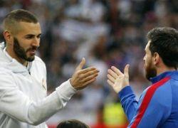 التشكيل المتوقع.. ميسي وبنزيما يقودان برشلونة والريال