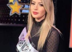 ملكة جمال العرب : لو لم أكن جزائرية لاخترت أن اكون بنت فلسطين