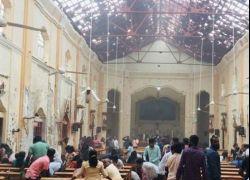 شاهد- ارتفاع عدد القتلى بتفجيرات سريلانكا الى 160