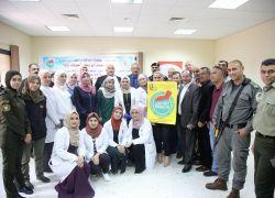 طولكرم: حملة للتبرع بالدم في الأسبوع الوطني للطب المخبري .. فيديو