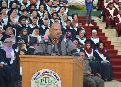 التعليم العالي تقرر إعفاء أبناء القدس بجامعة خضوري من الأقساط الدراسية