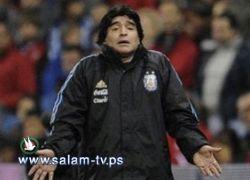 مارادونا: المباراة أشبه بربع نهائي كأس العالم ونحن استطعنا تخطيها