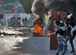 الاحتلال يقمع مسيرات الغضب بالرصاص والغاز