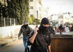 """شاهد- هكذا إندس """"المستعربون"""" وسط تظاهرة ابو ديس"""