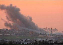إسرائيل حصلت على ضوء اخضر أمريكي بالهجوم على غزة