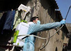غزة: تسجيل 1805 اصابة جديدة خلال 24 ساعة دون وفيات