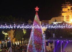 بيت لحم : فعاليات الميلاد تبدأ في الأول من الشهر المقبل
