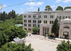فريق من جامعة فلسطين التقنية خضوري يفوز ببرنامج المقدسي للبحث العلمي