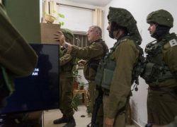 الاحتلال يأخذ مقاسات منزل الأسير مغامس