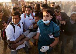 غزة: استشهاد شاب وإصابة آخر برصاص الاحتلال