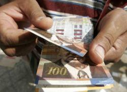 ديون الحكومة ترتفع الى 25 مليار شيقل
