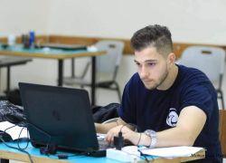 ضمن فعاليات مسابقة القمةالفلسطينية للتحديات طالب من خضوري يحصد المركز الأول في تحدي MIS