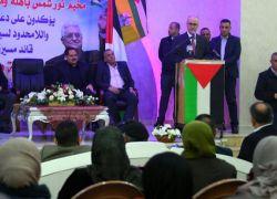 الحمد الله من طولكرم : سنواصل حشد الدعم الدولي لحل قضية اللاجئين وإنهاء معاناتهم