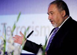 لبيرمان: أحاول اجراء حوار مع سكان غزة رغم أنف حماس