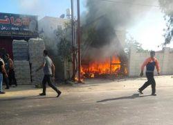 محافظ نابلس: اعتقلنا 4 مشتبه بهم في حوارة