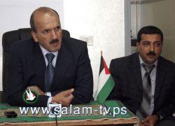 """وزارة الحكم المحلي توصل مساعدات لــ""""خربة الحمام"""" شمال طولكرم"""