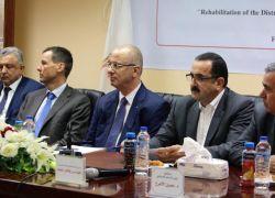 الحمد الله: جهودنا مستمرة للوصول بالخدمات الى كل مواطن في كل شبر من أرضنا .. شاهد الفيديو