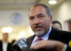 ليبرمان: لن انضم لحكومة نتنياهو وتركيا تدعم داعش