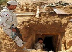 الجيش المصري يعلن ضبط وتدمير 12 نفقا على حدود غزة