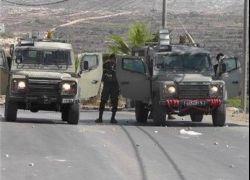 الاحتلال يعتدي بالضرب المبرح على شاب في بلدة بيت أمر