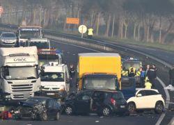 ستة قتلى في حادث سير وسط فرنسا