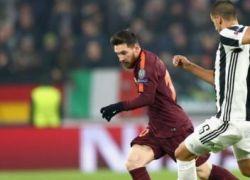 برشلونة يتعادل سلبيا مع يوفينتوس