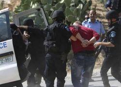 الشرطة تقبض على المشتبه بامتلاكه مشتلا ضخما للمخدرات في قرية الزعيم بالقدس