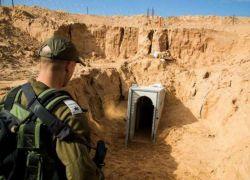 مسؤول اسرائيلي يعترف بخصوص الانفاق