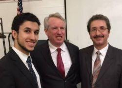 تعيين أول قاض فلسطيني في مدينة شيكاغو
