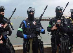 موقع عبري : كوماندوز حماس البحري يرعب اسرائيل ويمس بامنها القومي