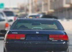 تعيم للشرطة في رام الله بسحب لوحات المركبات المطبوعة بأحرف سوداء