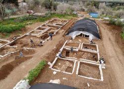 اكتشاف موقع سكني من العصر الحجري الحديث عمره 9000 عام غرب القدس