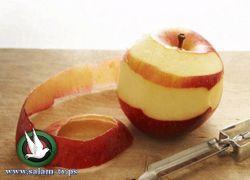 دراسة حديثة .. قشر التفاح يقضي على البدانة