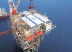 القبة الحديدية على ظهر السفن الحربية لحماية الغاز الاسرائيلي